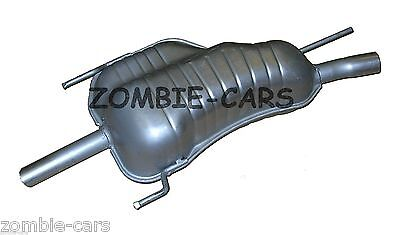 Vauxhall Astra 1.8 Sri 16V Hbk 01-04 Centre Exhaust Silencer Box OEM Replacement