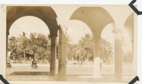 19243 view from Federal Building  Honolulu  Hawaii Photo
