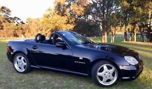 2000 Mercedes-Benz SLK230 KOMPRESSOR Automatic Convertible O'Connor Fremantle Area Preview