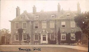 Honington near Shipston on Stour. Honington Hall.
