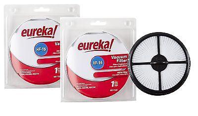 Genuine Eureka HF-16 HEPA Vacuum Filter 68115 - 2-Pack