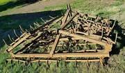 Farm Machinery - Stump Jump Harrows East Coraki Richmond Valley Preview