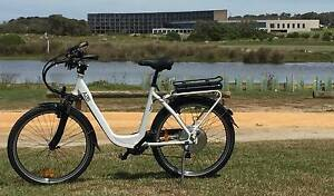 """Electric Bike - A2B Ferber """"German Engineering Excellence"""" North Melbourne Melbourne City Preview"""