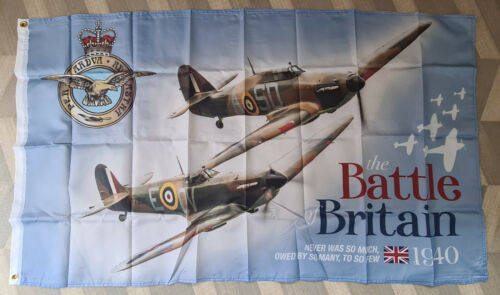 Battle of Britain Commemorative Flag UK WW2