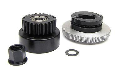 Flywheel Set - Jato 3.3 CLUTCH BELL & Flywheel Set (24t) Traxxas #5507