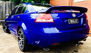 2007 Holden Commodore Sedan Lane Cove North Lane Cove Area Preview
