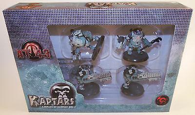 AT-43 Miniatures Game Rackham NEW Kaptars Karmans Attachment Box 2