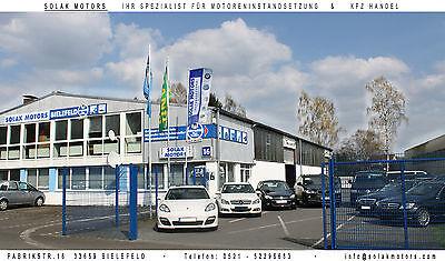 MERCEDES SL63 AMG R230 386KW/525PS M156.981 MOTOR MOTORSCHADEN MOTORÜBERHOLUNG
