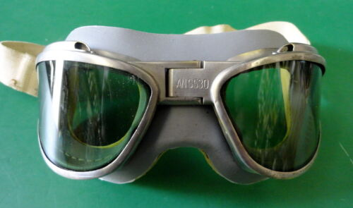CHAS. FISCHER AN-6530 FLYING GOGGLES