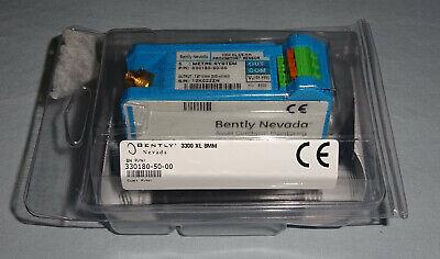 Bentley Nevada 330180-50-00 Proximitor 3300 Xl Proximity Sensor 3301805000 New