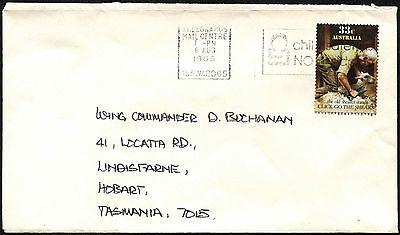 Australia 1986 Commercial Cover #C42969