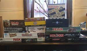 Great Lot Of Board Games