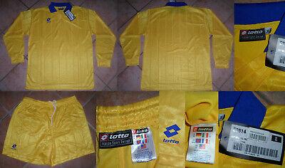 Maglia Shirt jersey shorts Completo LOTTO Mod. UCRAINA PARMA MODENA VILLAREAL