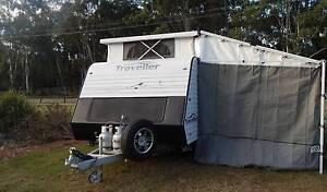 Traveller Pop Top Caravan & Annexe Combo - Versitility PLUS! Peregian Beach Noosa Area Preview
