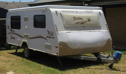 2007 Jayco Destiny Tallangatta Towong Area Preview