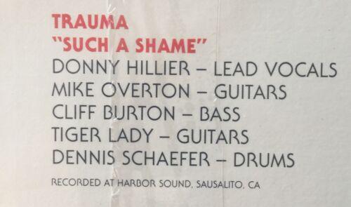Metal Massacre 2 Pre-Metallica Cliff Burton Armored Saint Megadeth - Sealed