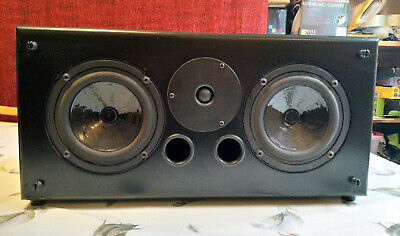 Royd Audio AV77 Centre Speaker Home Theatre Surround Sound AV Black