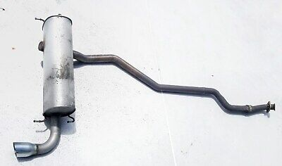 '06-'10 Pontiac Solstice Single Outlet Exhaust System OEM (LOCAL PICKUP ONLY)  (Single Outlet System)