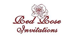 Red Rose Invitations St Clair Penrith Area Preview