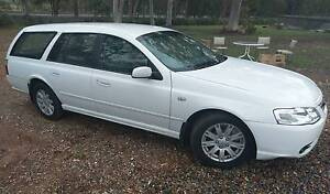 2007 Ford Falcon Wagon Chandler Brisbane South East Preview