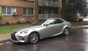 Lease transfer - Lexus IS300 AWD 2018