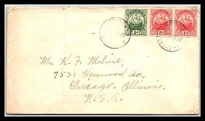 GP GOLDPATH: BERMUDA COVER 1926 _CV683_P13