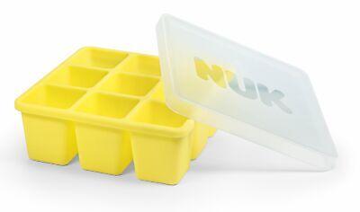 NUK 10255257 Fresh Foods Gefrierform zum Einfrieren von Babynahrung,