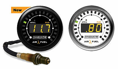 Innovate 3924 MTX-L PLUS Wideband O2 AFR LSU4.9 gauge kit w/ 3ft Sensor Included, used for sale  Shipping to South Africa