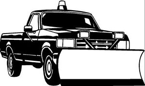 looking for a plow truck