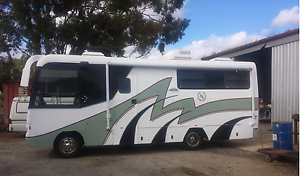Custom Motorhome Explorer the Great Outdoors In Comfort Elizabeth East Playford Area Preview