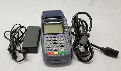 Verifone Vx570 Credit Card Swipe Terminalprinter