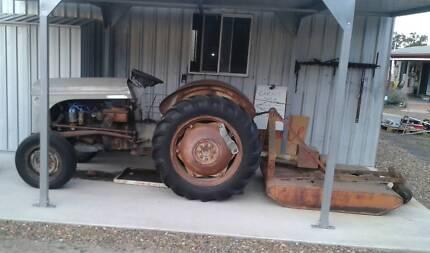 MF TE20 petrol tractor