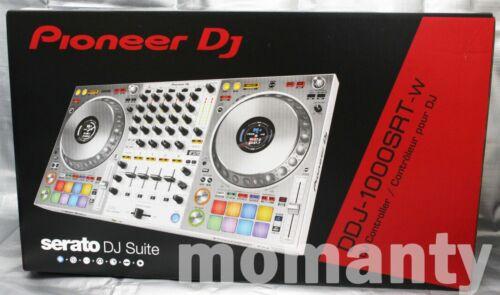 Pioneer DDJ-1000SRT-W DJ Controller Unlocks Serato DJ Suite for Serato DJ Pro
