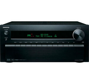 Onkyo TX-NR818 - Open Box 7.2-Channel 3D Home Theater Receiver