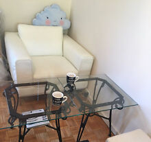 Ikea luxury sofa chairs and coffee lounge Amazing Deal bundle Brunswick Moreland Area Preview