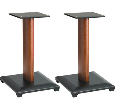Cherry Speaker Stands (Sanus NF24C Cherry (Pr)  24-inch Speaker)