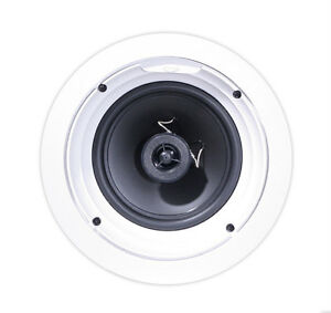 Klipsch  R-1650-C (Ea.) - Open Box 6.5-inch In-Ceiling Speaker