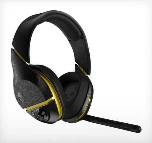 Skullcandy PLYR 2 Universal Wireless Gaming Headset Black/Yellow SMPLFY-207