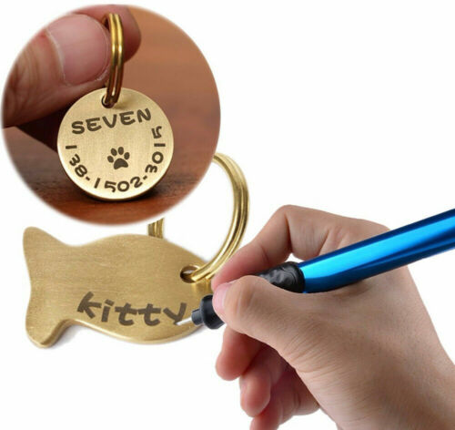 New Electric Engraving Engraver Pen Carve For Metal Plastic Wood Glass DIY Tool