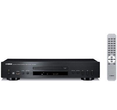 Yamaha CD-S300BL Compact Natural Sound CD Player Black
