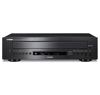 Yamaha CDC600BL  5-Disc CD Changer for sale  USA