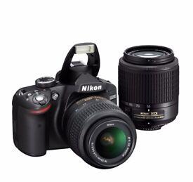 Nikon d5200 excellent condition