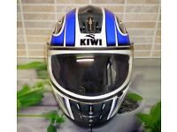 MOTORCYCLE HELMET MAKE SHARK SIZE XS IN EXCELLENT CONDITION
