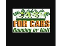 ££ SCRAP CARS WANTED RUNNING OR NOT ££££