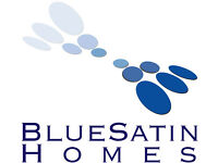 Landlords wanted- blue satin