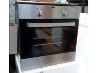 Zanussi Integrated Oven and Hob