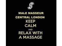 Itec Massage Therapist based near Kings Cross and Euston in Central London, Swedish & Sports Massage