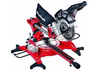 Einhell TH-SM 2131 1800W 230V Sliding Crosscut Double Bevel Mitre Saw w/ Laser + WARRANTY