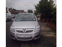 Vauxhall Zafira- £3599 URGENT