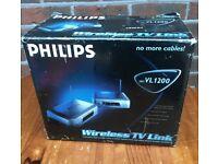 Philips VL1200 Wireless Tv link